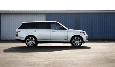 Its Range Rover - but not as we know it