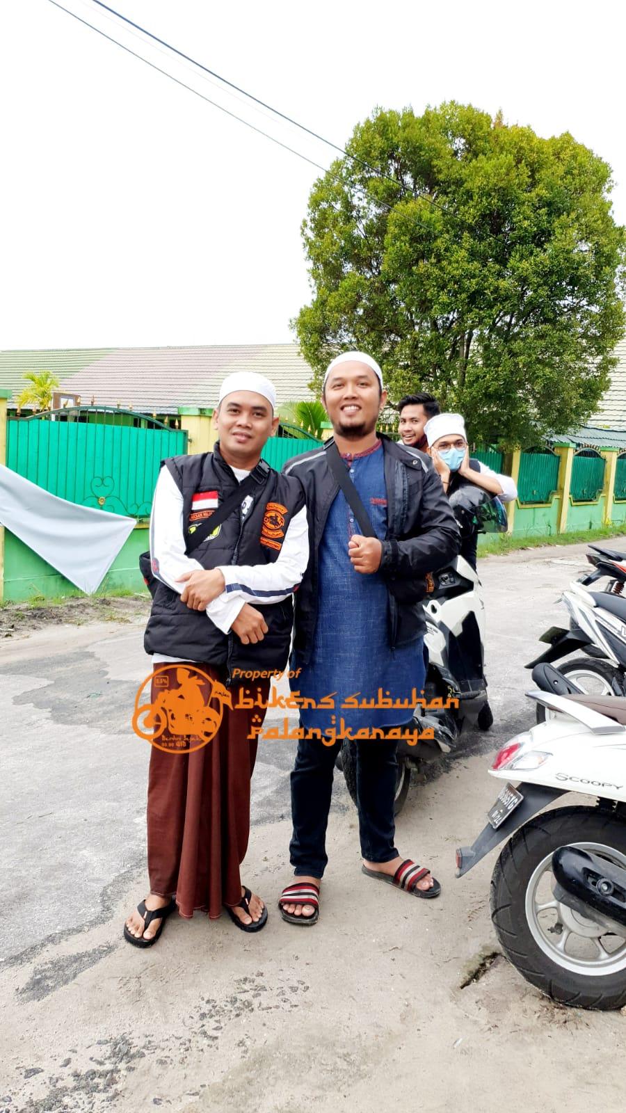 bikers subuhan Palangkaraya