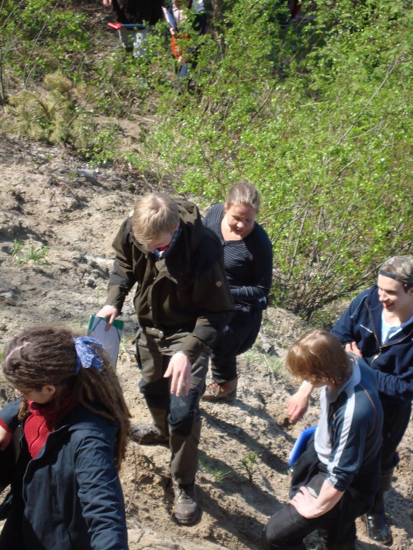 Maaperägeologian kenttäkurssi kevät -09 - DSC02207.JPG