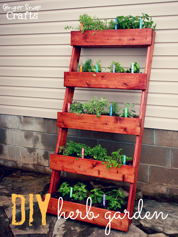 DIY herb garden with The Home Depot_thumb