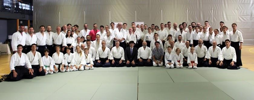 Aikido almeriense acude a Madrid