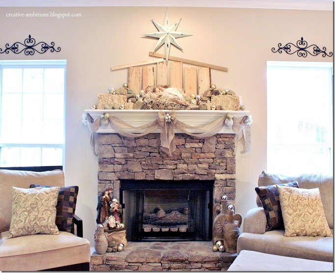 creative ambitions 2015 mantel