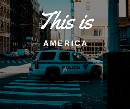 This is America 2020 😢 | US Polizeigewalt Compilation auf Childish Gambino Song