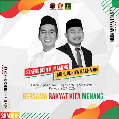 Manajemen Ilahiyah Zairullah dan Kepala Daerah Muda
