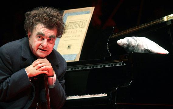 Regresa Amadeu, un musical de Albert Boadella entre la zarzuela y el rock duro