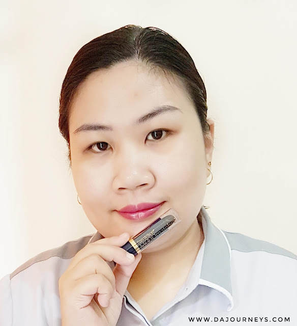 [Review] Fran Wilson MOODmatcher 12 Hour Lip Color in Black