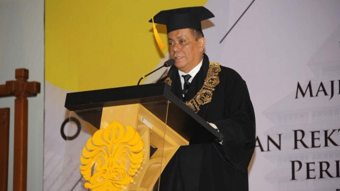 Breaking News! Rektor UI Mundur dari Wakil Komisaris Utama BRI
