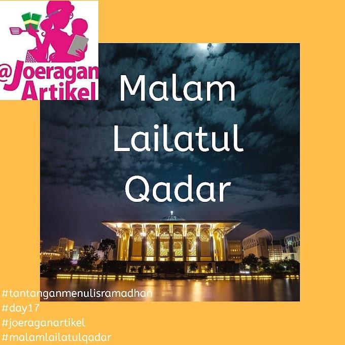 Hidayah Lailatul Qadar