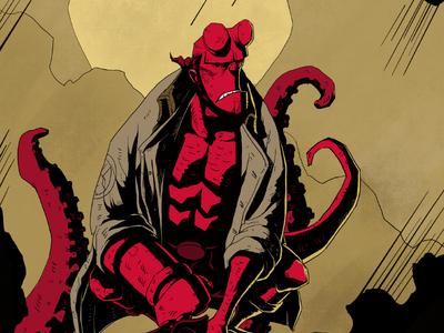 Betta Malaysia : Hellboy classic & Modern