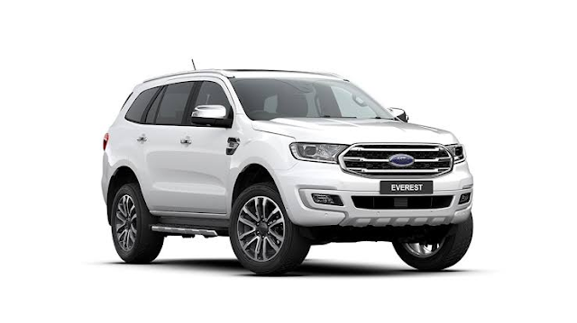 2020 Ford EVEREST Pricelist as of April 2020!