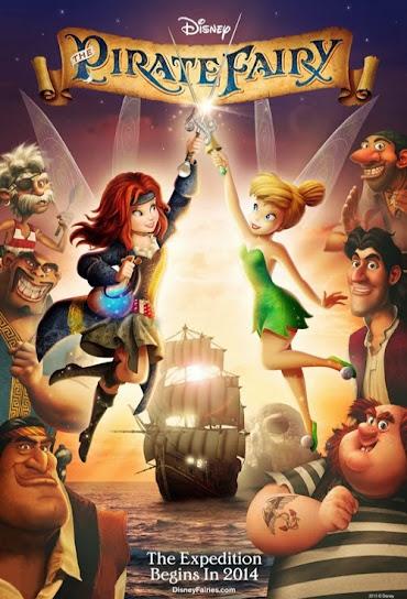 Tinker Bell Và Các Nàng Tiên Hải Tặc - Tinker Bell And The Pirate Fairy