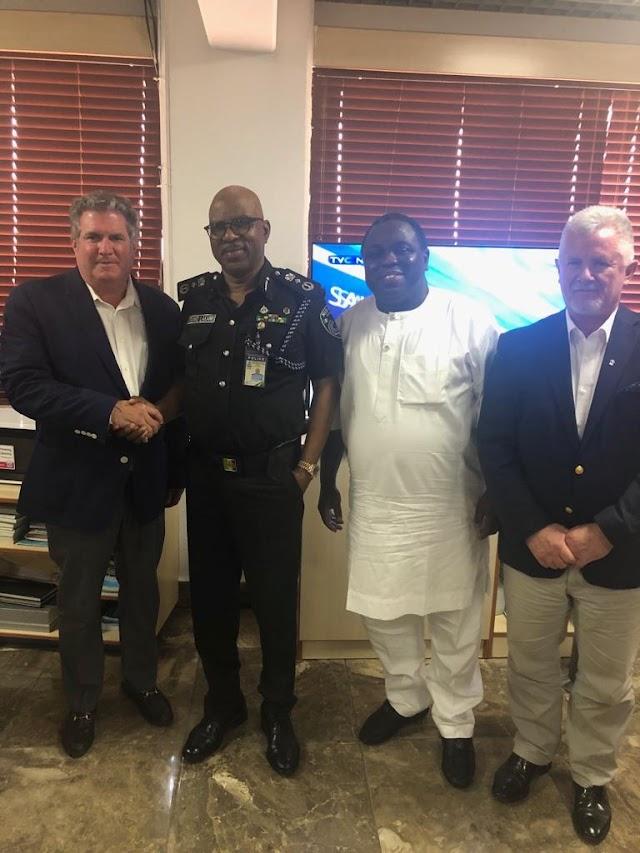 Echostone, Nigerian Police Partners To Develop 100,000 Homes Nationwide