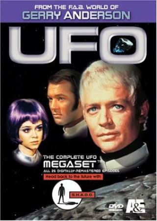 OVNI - UFO) - Serie de TV - Ciencia Ficción