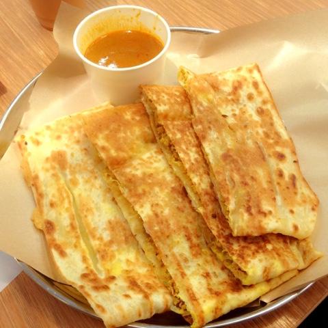Prata Wala, Chicken Murtabak