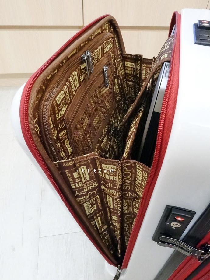 16 史努比登機箱 關西空港 關西旅遊 大阪旅遊 必買 戰利品