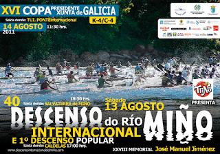 Descenso do Rio Miño