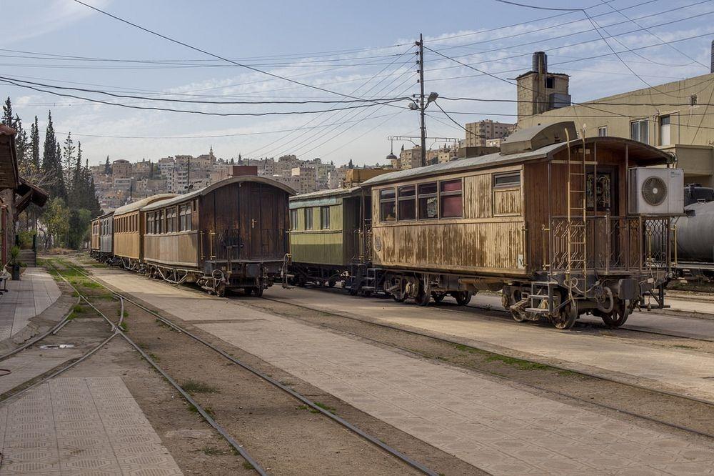 Saudi Arabia S Abandoned Hejaz Railway Amusing Planet