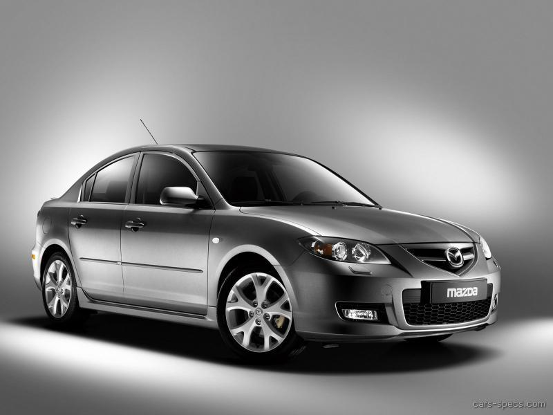 2008 mazda mazda3 hatchback specifications pictures prices. Black Bedroom Furniture Sets. Home Design Ideas