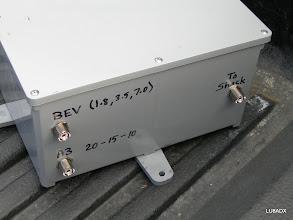 Photo: Caja selectora de antenas
