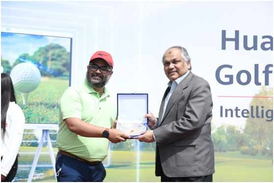 Huawei Pakistan Organize IdeaHub Golf Tournament to promote the Sports among the ICT Sector