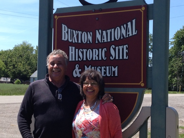 """Bryan and Shannon Prince of Buxton National Historic Site & Museum"""