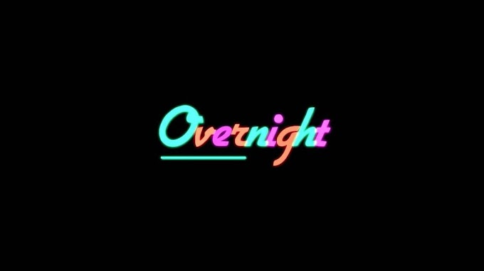 [MUSIC] Logic – Overnight