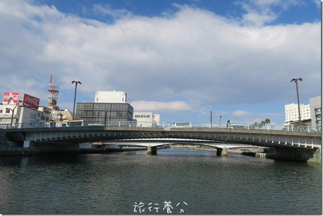 四國德島 葫蘆島周遊船 新町川水際公園 (13)
