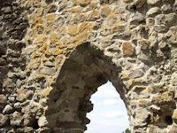 A vár egyik ablaka Csáky Károly felvételén.JPG