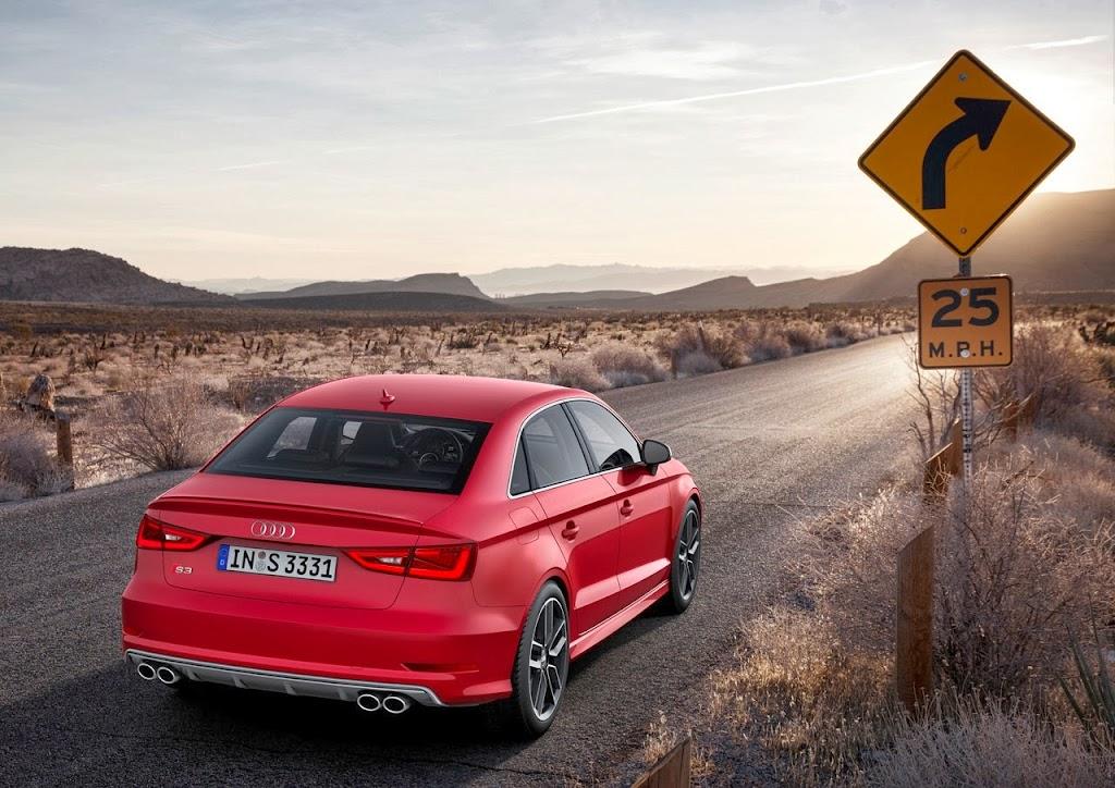 011 2015 Audi S3 Sedan