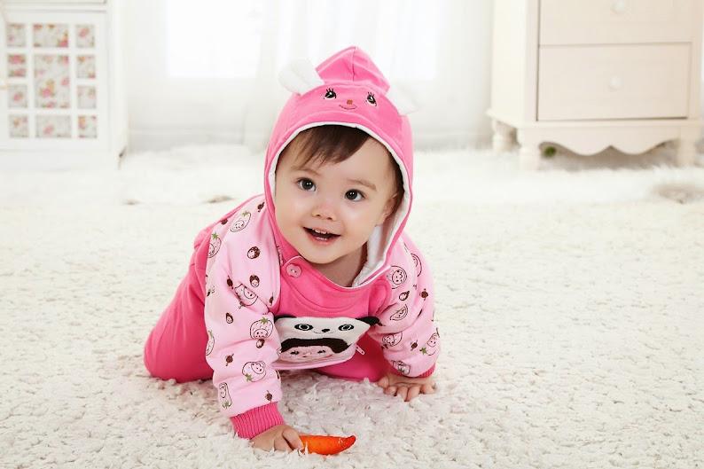 Winter care for baby Những điều sai lầm của mẹ khiến cho trẻ thêm ốm vào mùa lạnh