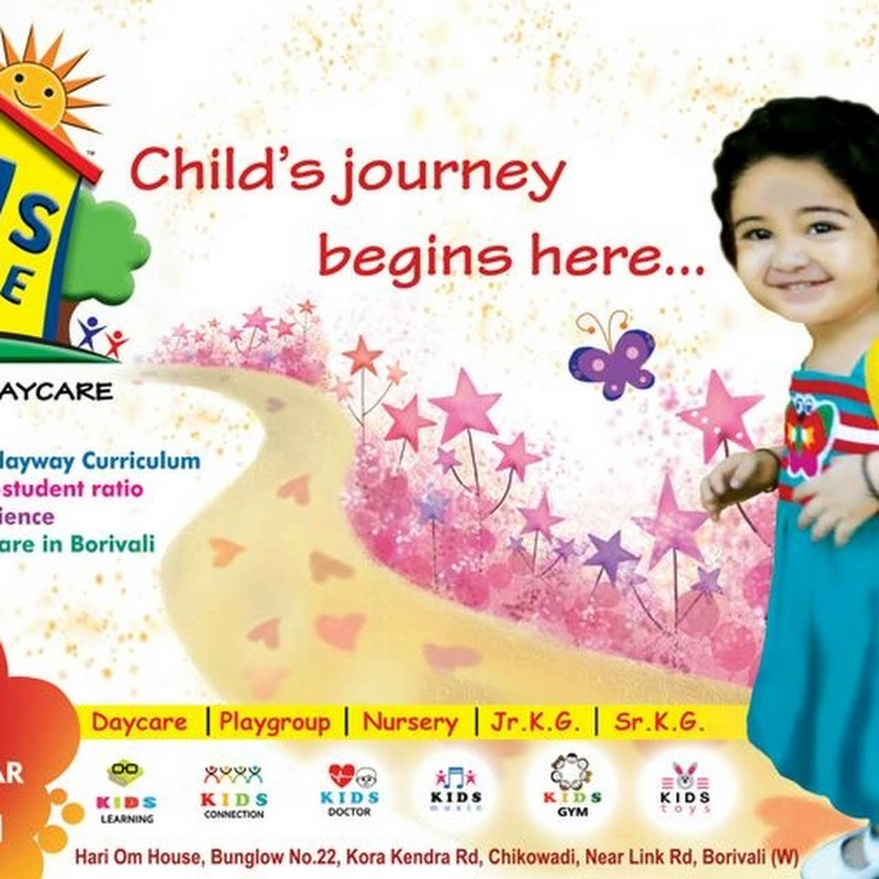 Euro Kids House - Root in Borivali chikowadi