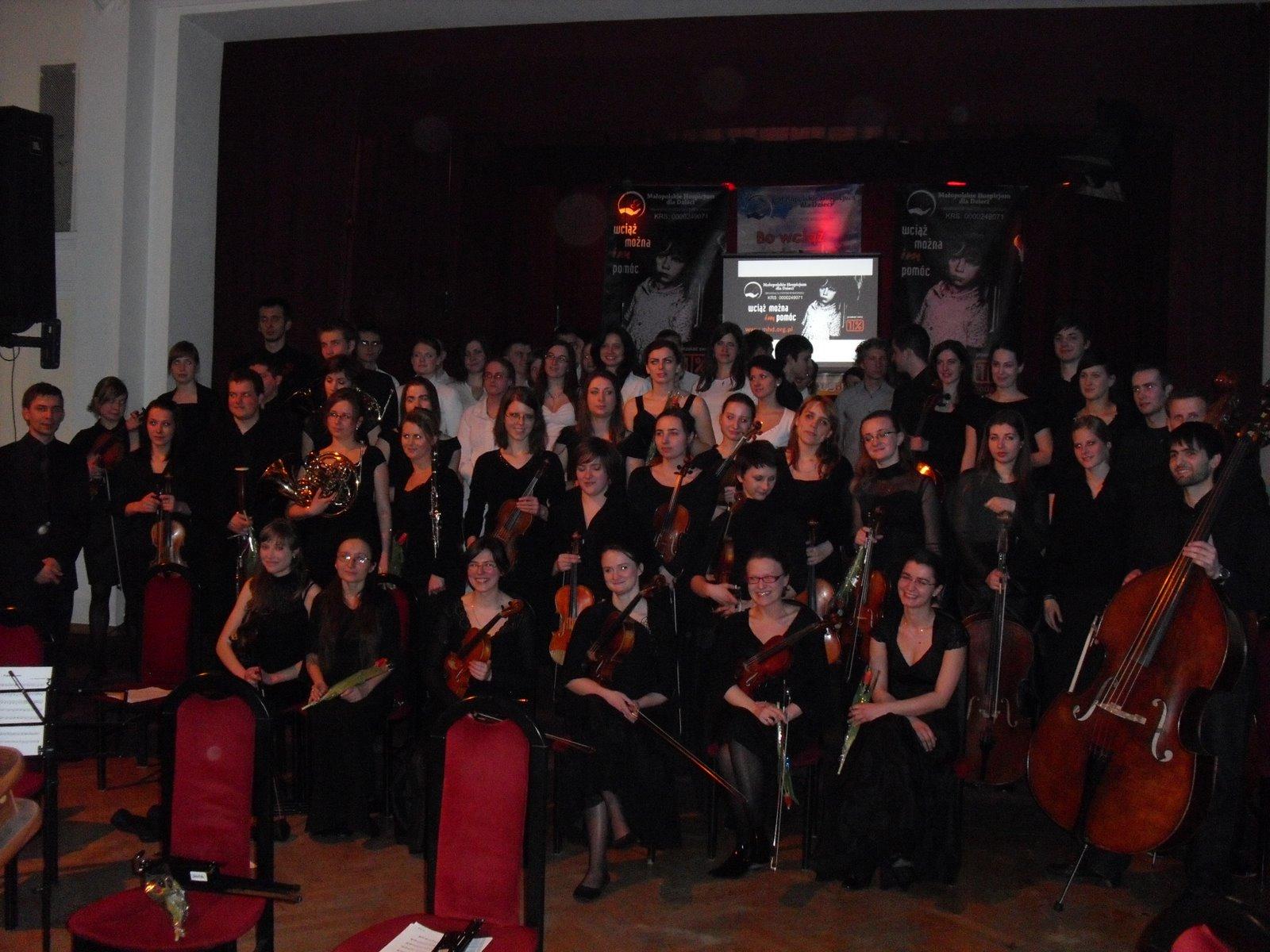 Wielki koncert muzyki Przyjaciela naszego Hospicjum - Huberta Kowalskiego.