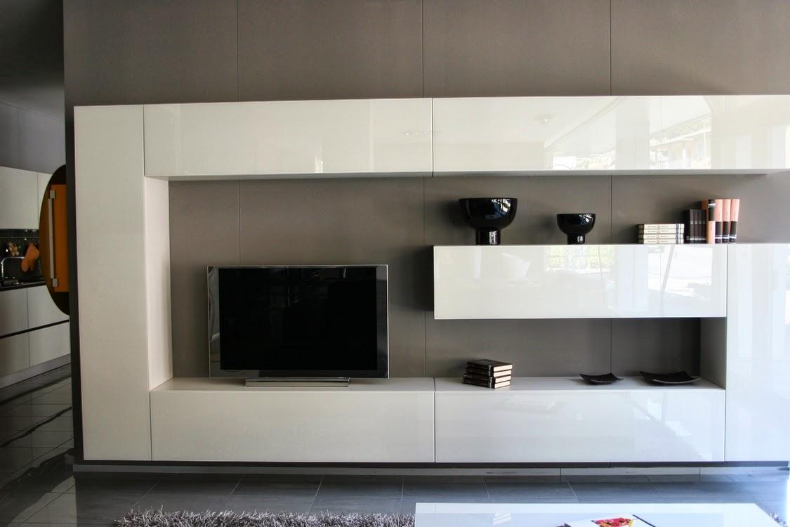 Soggiorni e salotti moderni arredo per la tua casa - Mobili angolari moderni per soggiorno ...