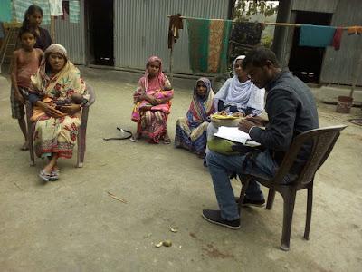 Home visit Chalabila No 2, Bongaigaon