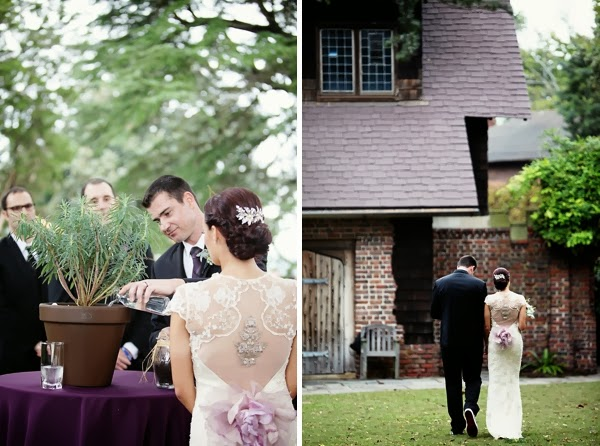 classic outdoor wedding venue in norfolk virginia