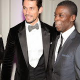 WWW.ENTSIMAGES.COM -   David Gandy  at    Scottish Fashion Awards  at 8 Northumberland London October 9th 2013                                                 Photo Mobis Photos/OIC 0203 174 1069