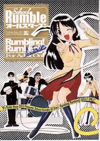 School Rumble All Stars / Rumbling! Rumbling!!