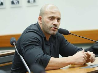 STF pode decidir nesta 5ª feira se recebe denúncia contra Daniel Silveira