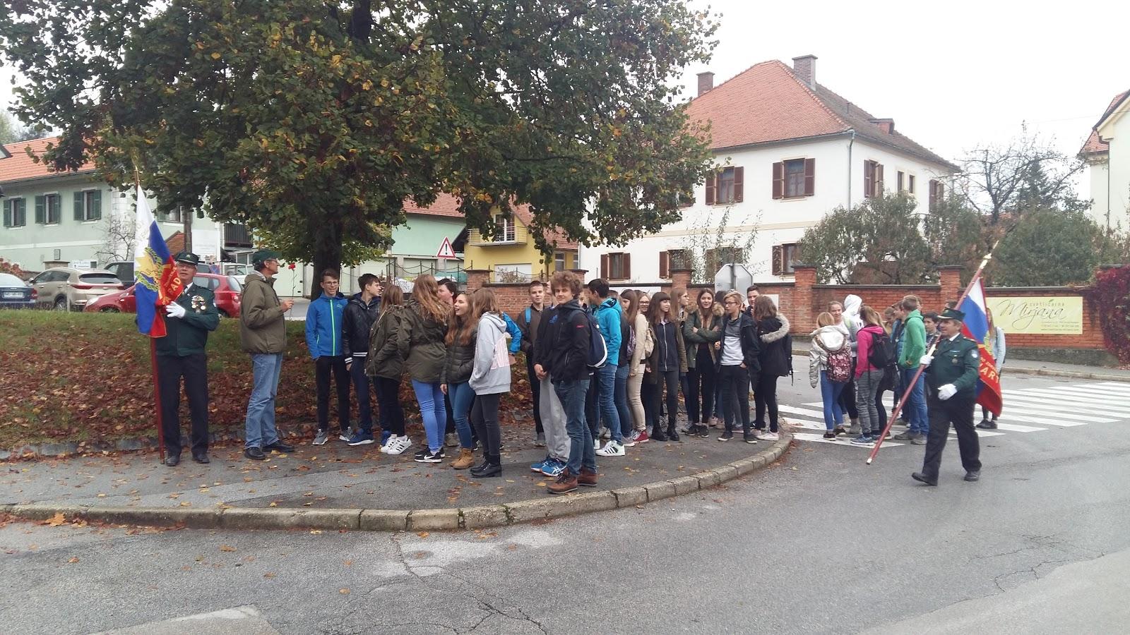 Ekskurzija učenci OZVVS Lenart