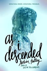 As I Descended - Robin Talley - cover