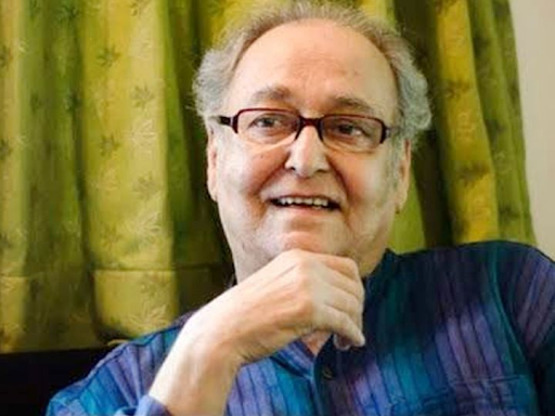 Giants in the hospital's ICU:85-year-old actor Soumitra Chatterjee, who is fighting the Kovid-19, doctors said - He has no fever, but he is in high risk zone