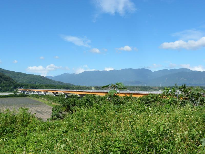 A gauche vers Chihshang