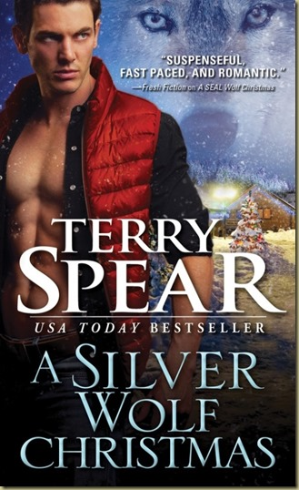 A Silver Wolf Christmas  by Terry Spear - Thoughts in Progress