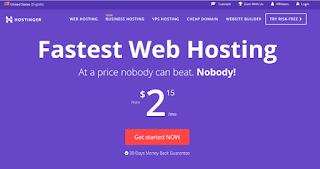 HOSTINGER:- WEB HOSTING, FREE DOMAIN NAME, WORDPRESS HOSTING, SSL CERTIFICATE FREE, free website design, free web hosting hostinger