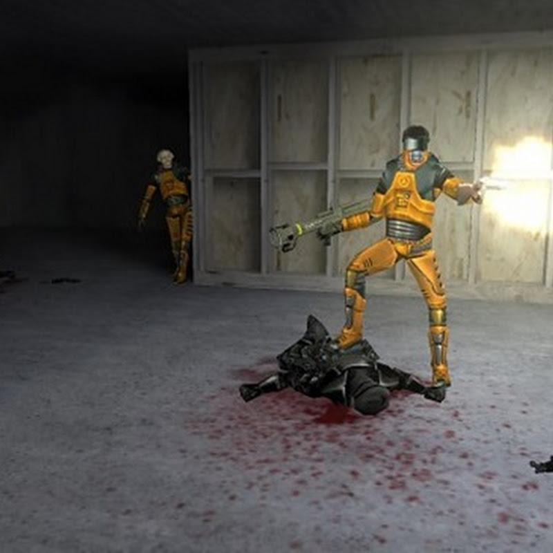 Occult Scrim versetzt Half-Life in die Third-Person-Perspektive und verbessert die feindliche AI