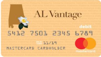 AL Vantage Card Customer Service Number