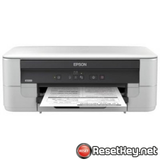 Reset Epson K201 printer Waste Ink Pads Counter
