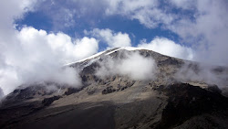 Kilimanjaro 5895m.