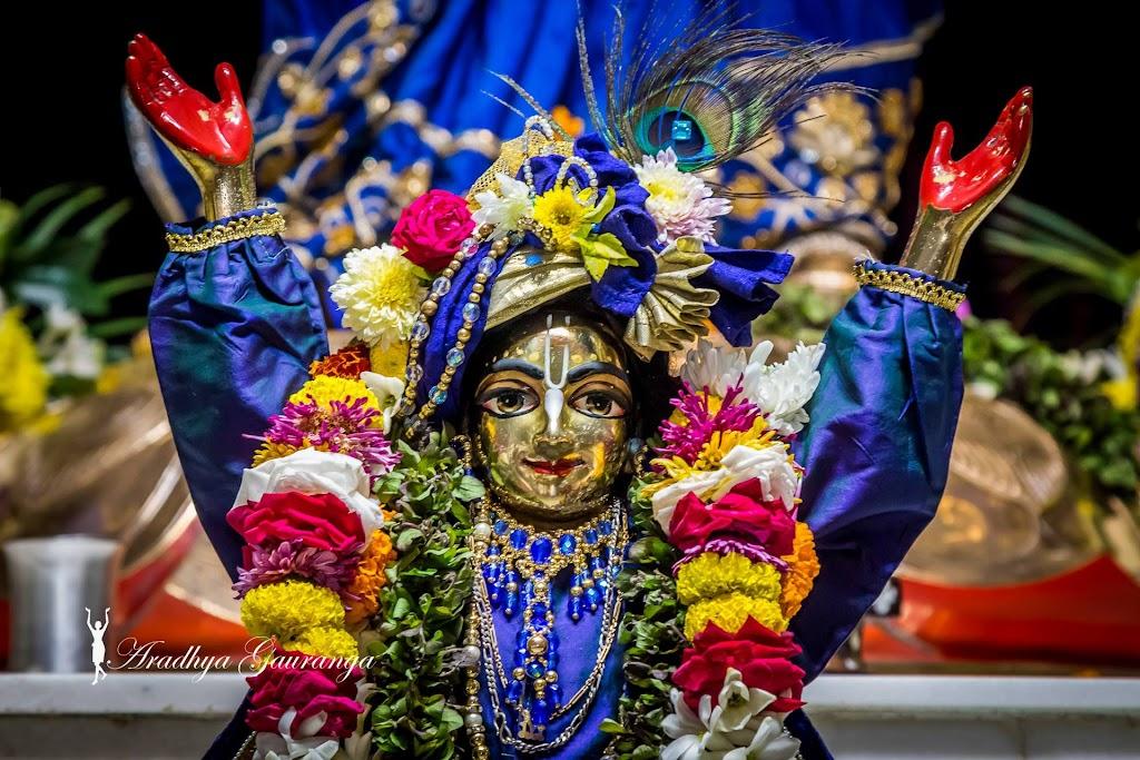 ISKCON Mayapur Deity Darshan 31 Dec 2016 (31)