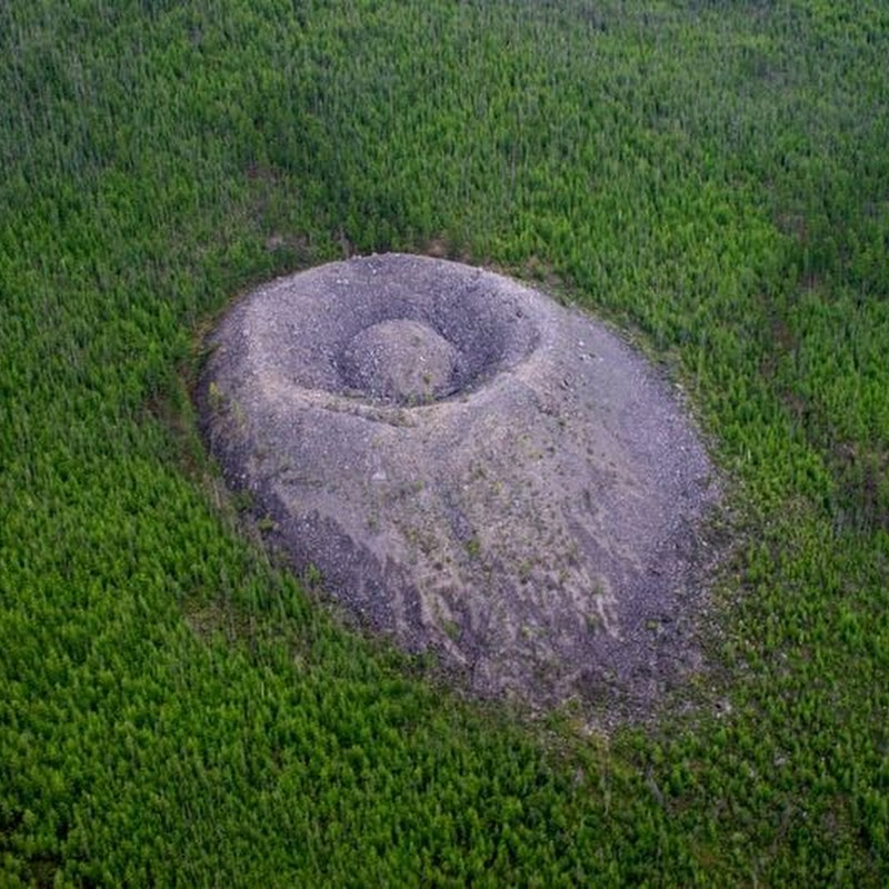 The Mysterious Patomskiy Crater